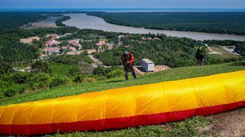 Paragliding #5