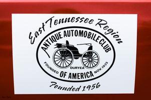 AACA - Antique Automobile Club of America - East TN