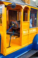 1920s Ford Model T Depot Hack - Blue Woody