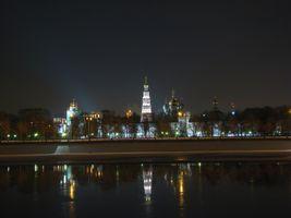 Blagoveshchensky cathedral. Moscow. Kremlin.