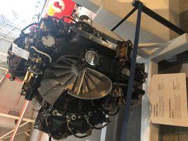 Machinery engine transport museum