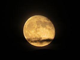 Super pink moon 1