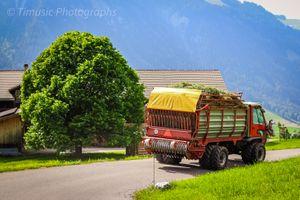 Straw Transport
