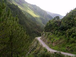 Nathia_gali_road