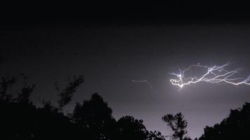 Lightning nice.