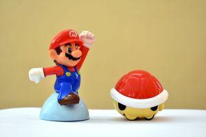 Mario and Koopa