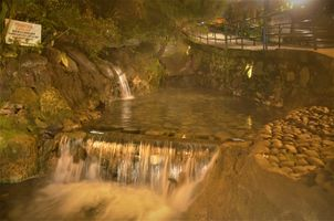 Ciater Hot Spring in Bandung