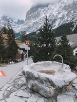Swiss Grindelwald   Eiger