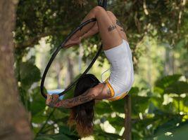 Karolina Von in the Jungle at Cypress Creek Studio, Wesley Chapel, FL, 2019-05-04