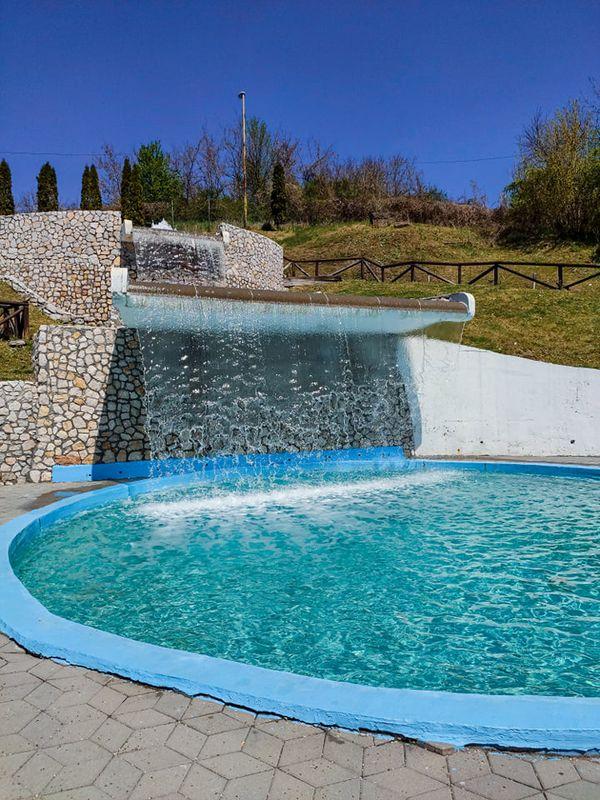 Slani Slapovi - Salt Waterfalls Tuzla
