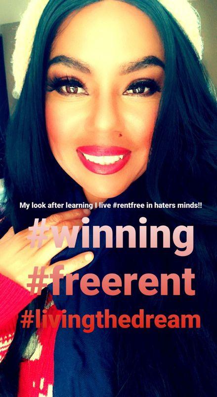#livingrentfree