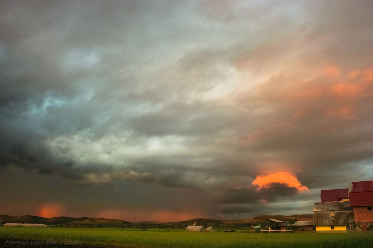 Colors below the Storm