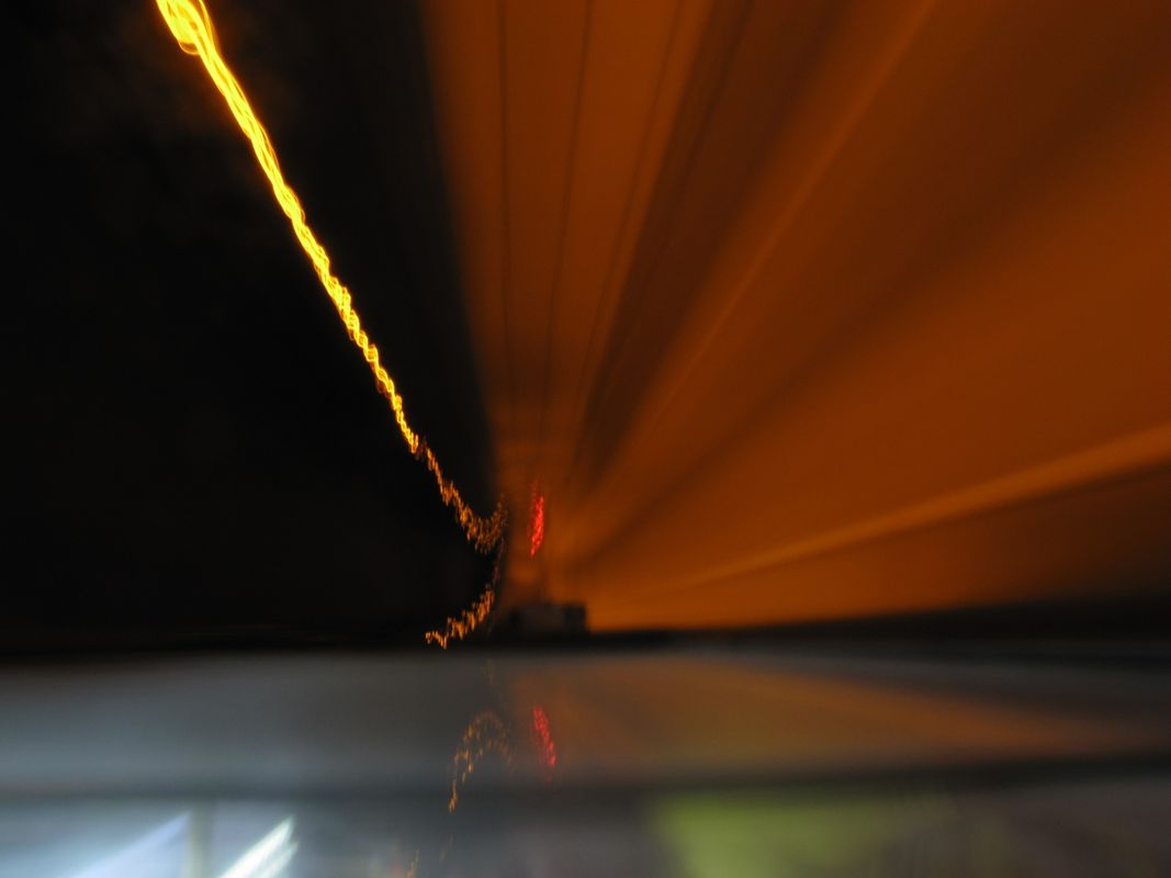 Speedlights Tunnel