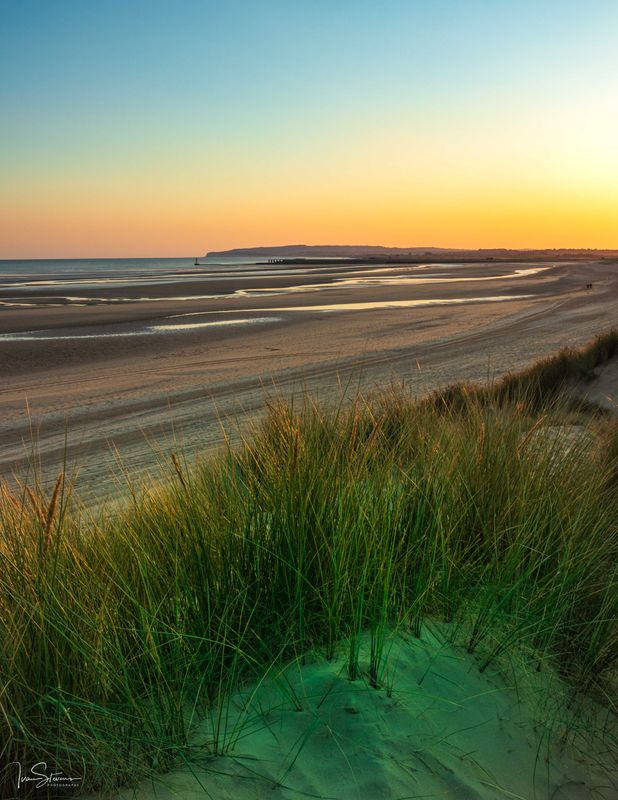 View amongst the dunes