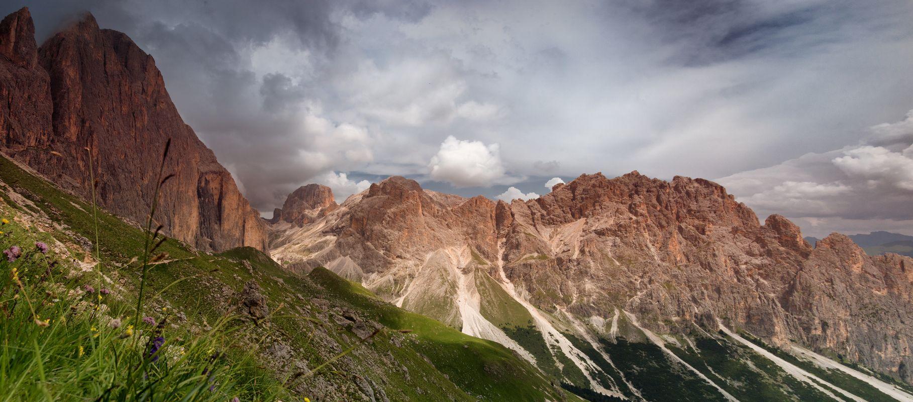 Mighty Dolomites