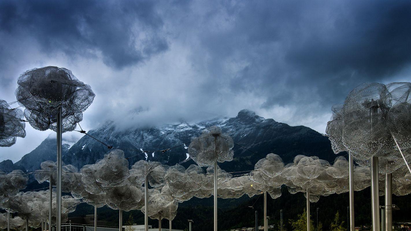 Crystal Clouds