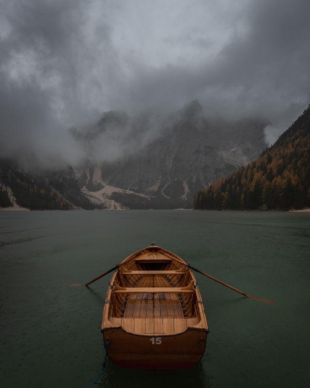 Pragser single boat