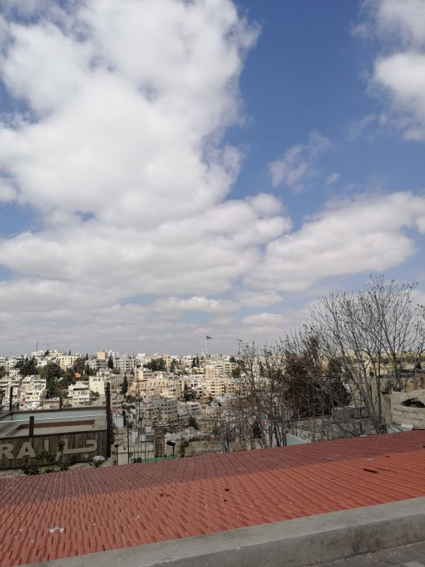 The old city of amman