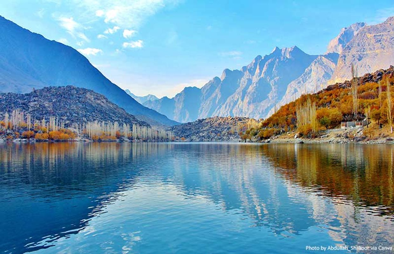 Beautiful place in Pakistan