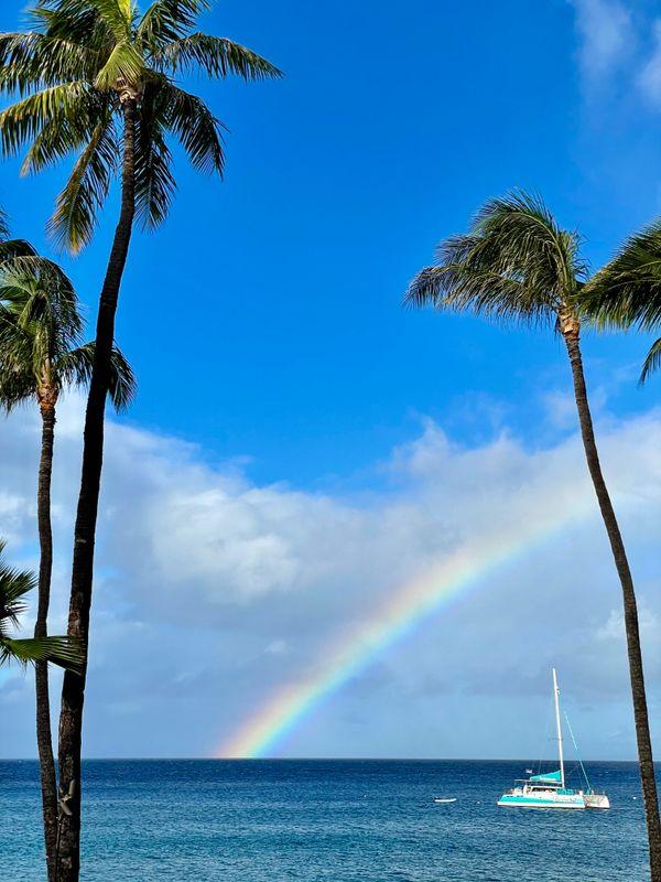 Oceanside Rainbow