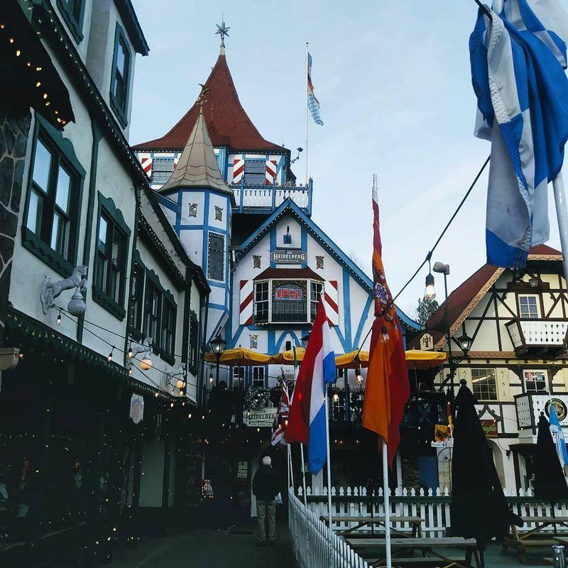 The Heidelberg - Germany in Georgia