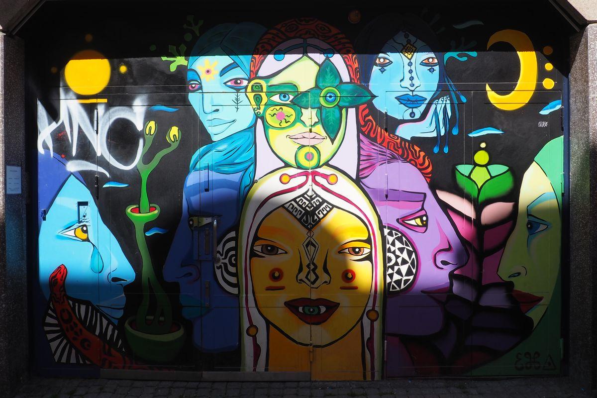 Street art in Gothenburg