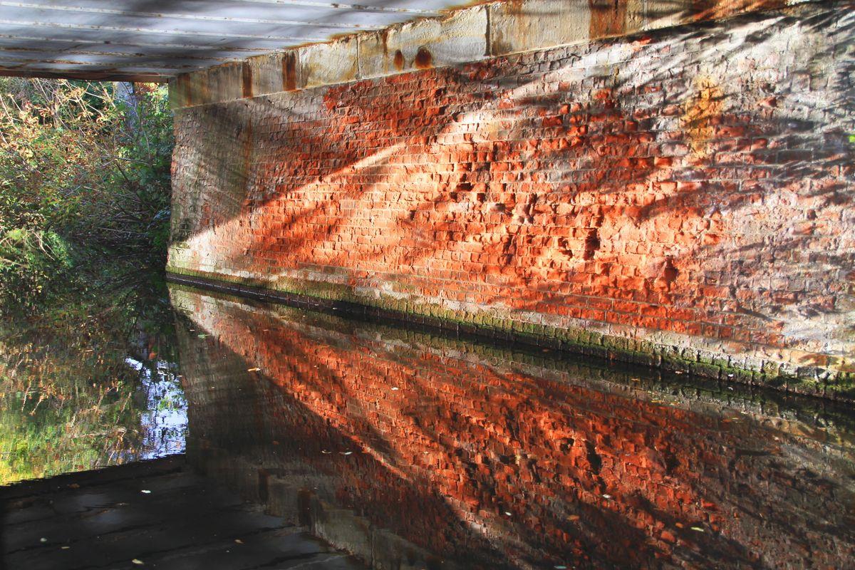 Under the Kiln Bridge