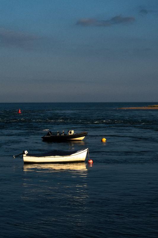Racing Tide
