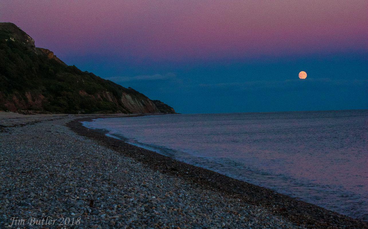 Seaton Moonrise