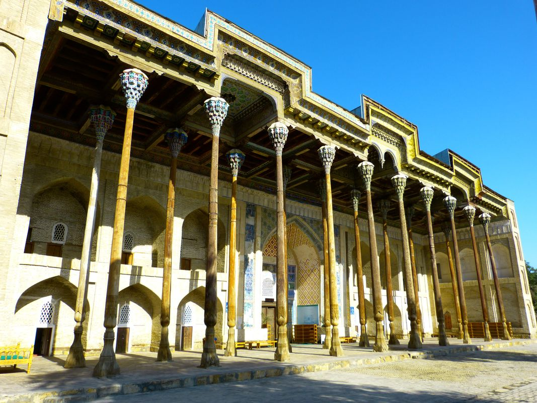 The most beautiful mosque in my ancient city