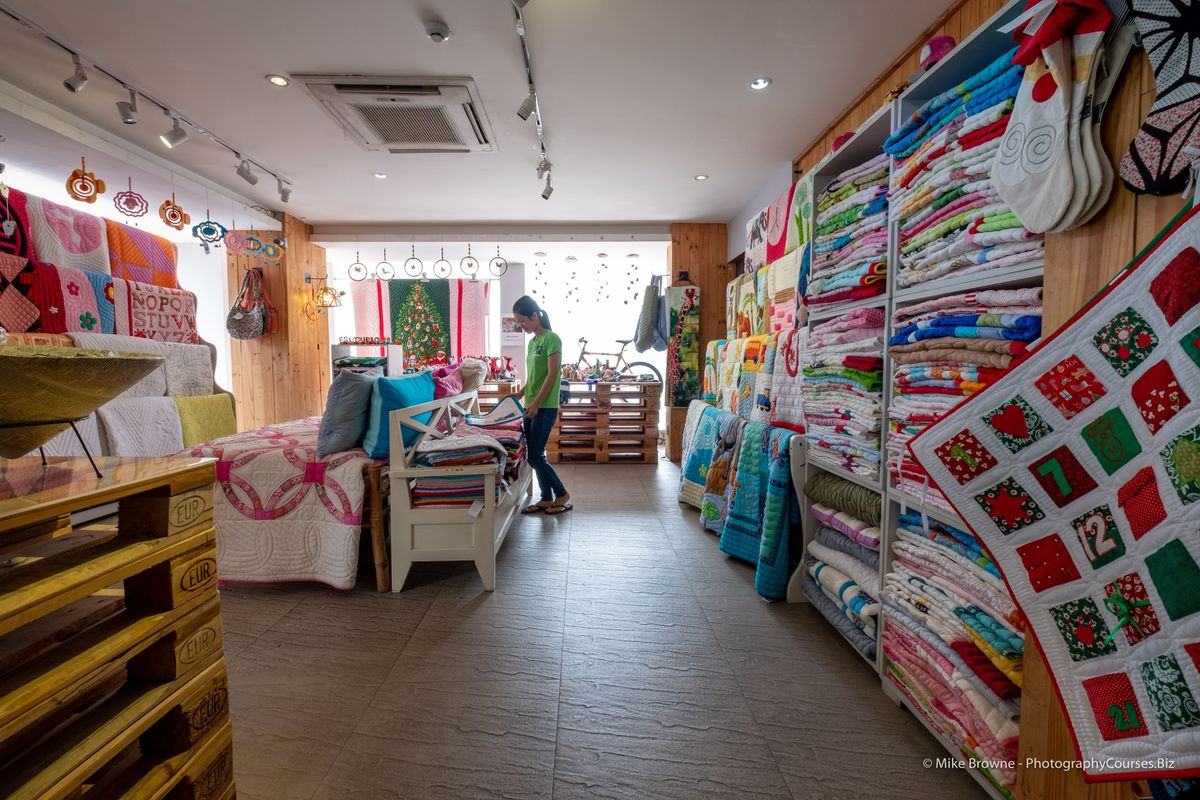 Mekong Quilts Shop