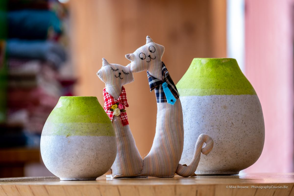 Vases from the villages