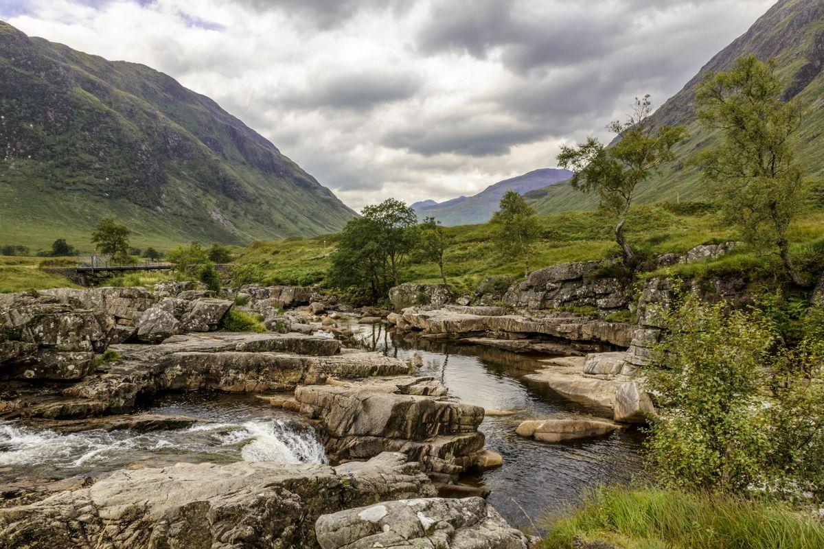 Glen Etive,Scotland