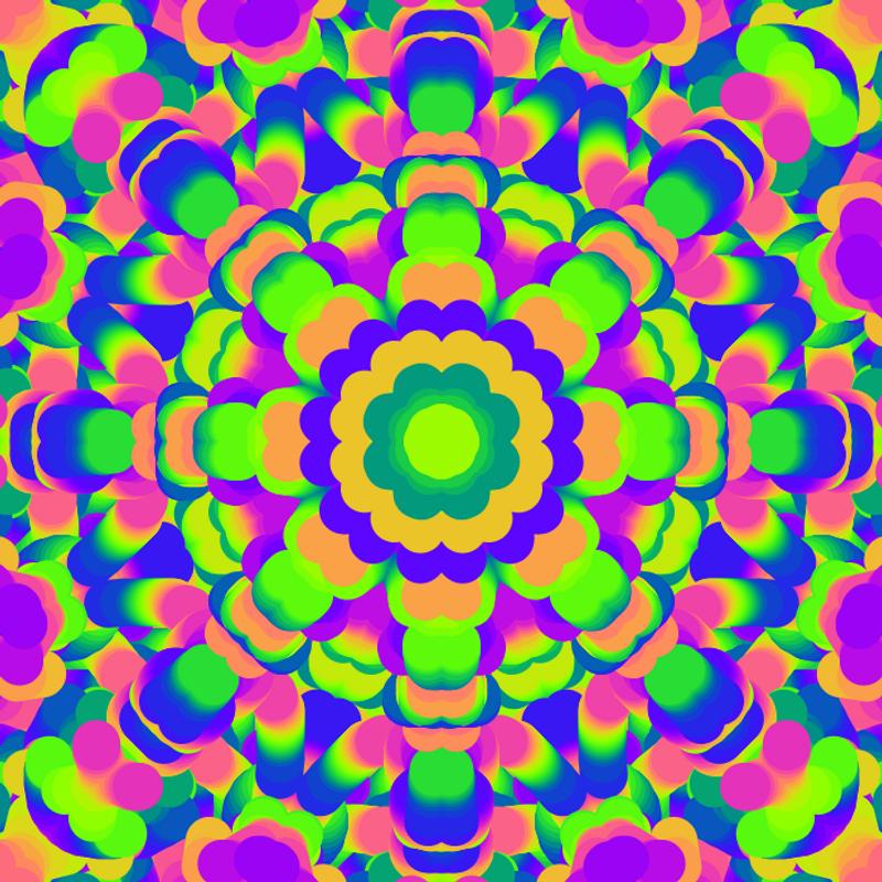 Kaleidoscopic Design ~ 090421.1