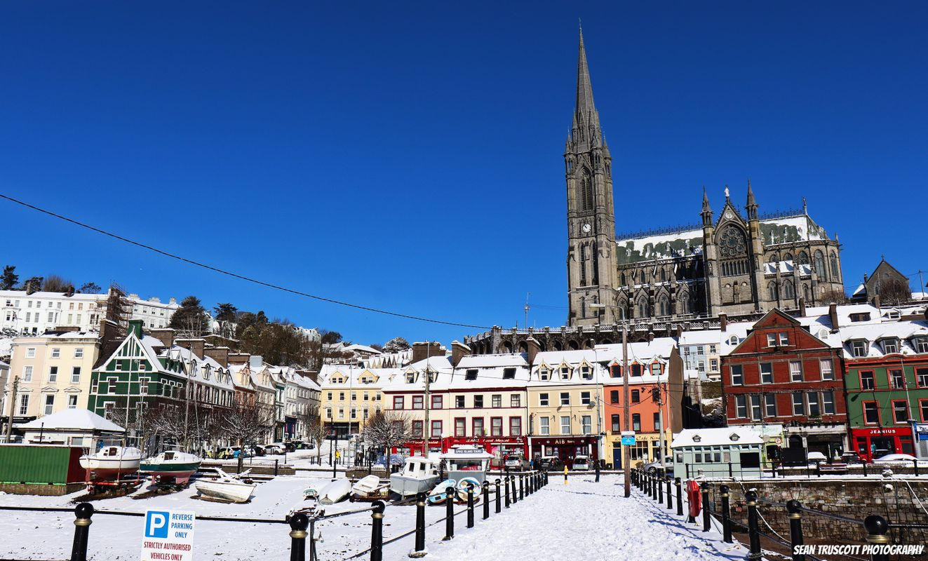 A Snowy looking Cobh
