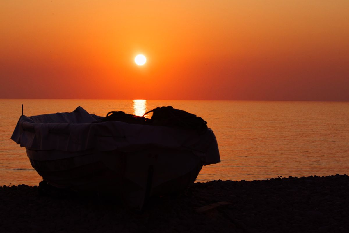 Chesil Beach United Kingdom