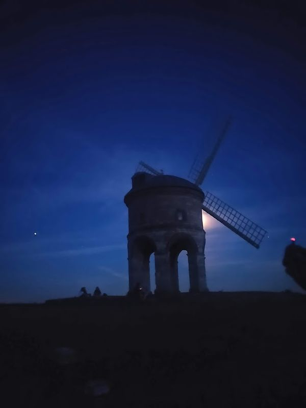 Windmill in the Dark