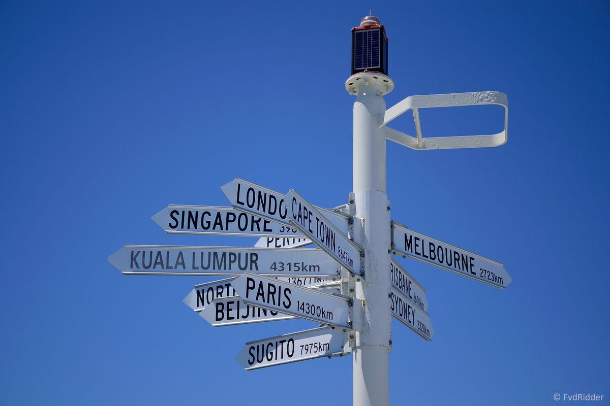 Where to go next