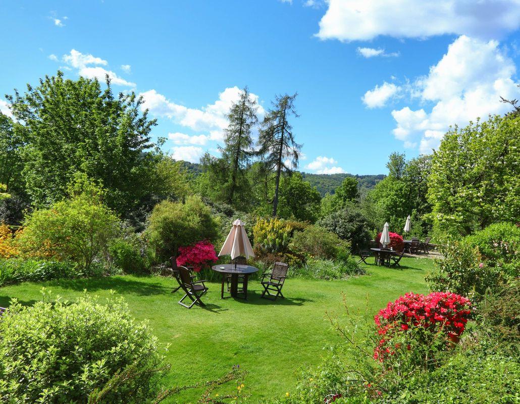 Lindeth Howe Garden