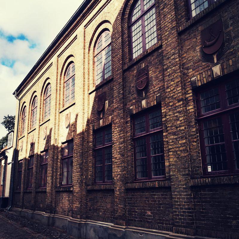 Danish Building, old