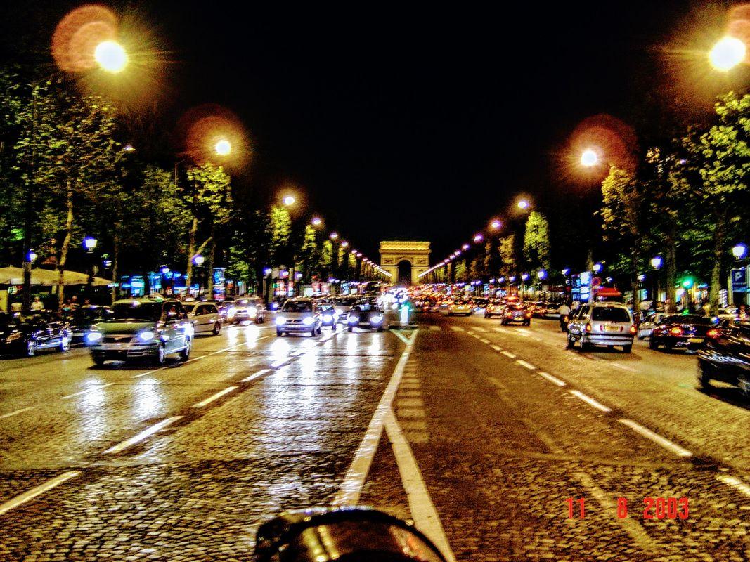 Champs Elysées, France