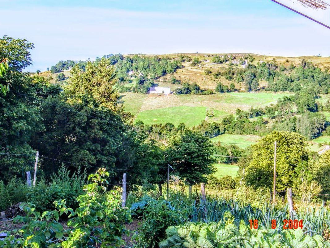 Les Gones, Cantal region, France