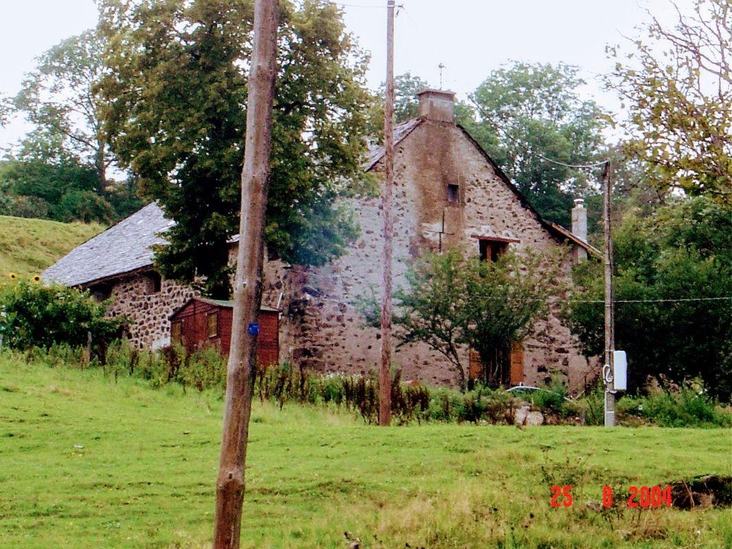 Les Gones in St. Saturnin, Auvergne