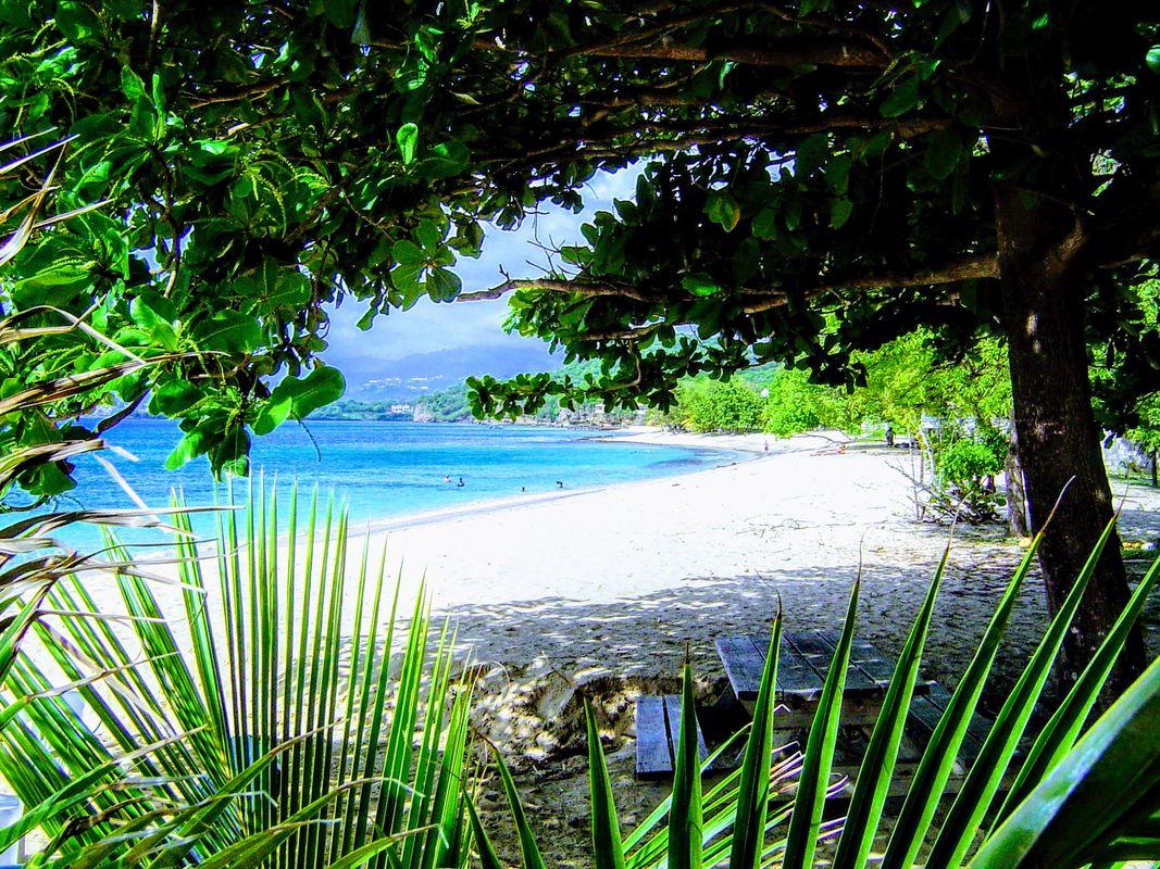 Morne Rouge beach, Grenada, Caribbean