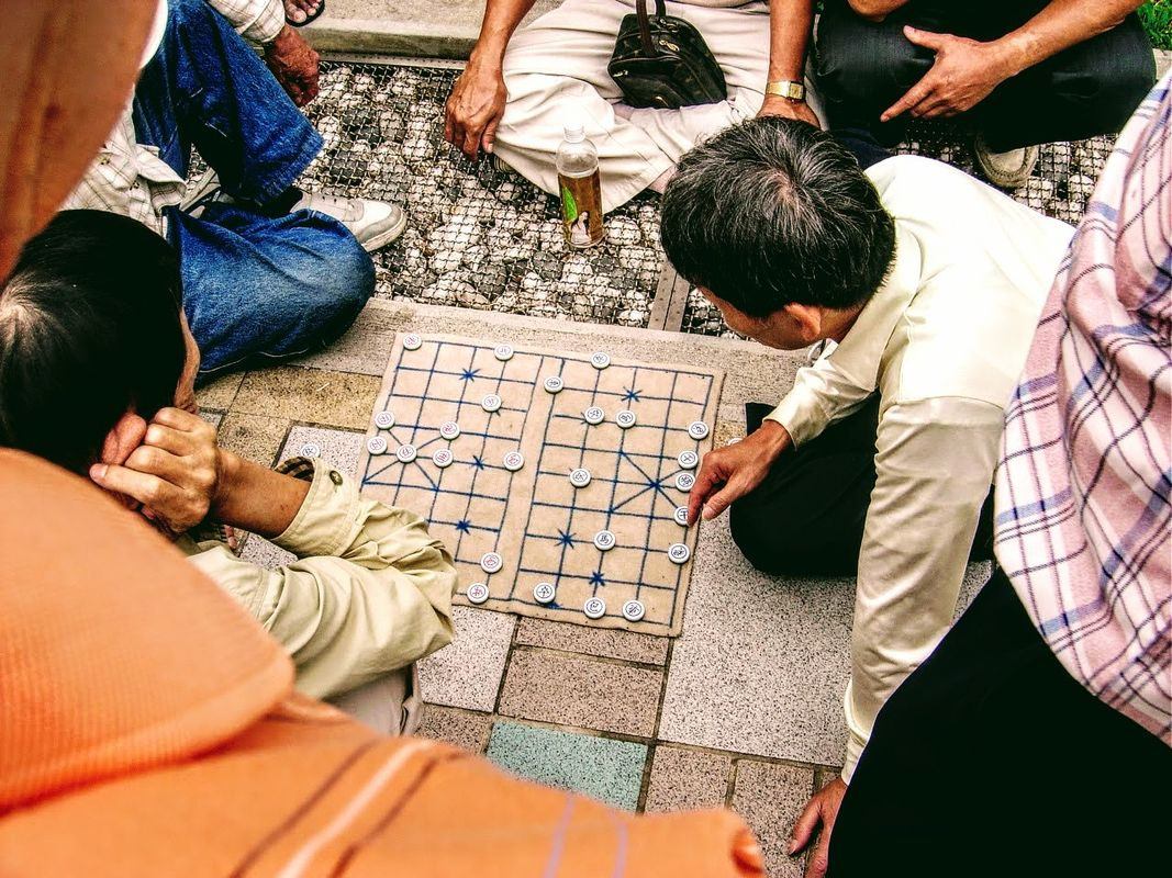 Board games in Taiwan