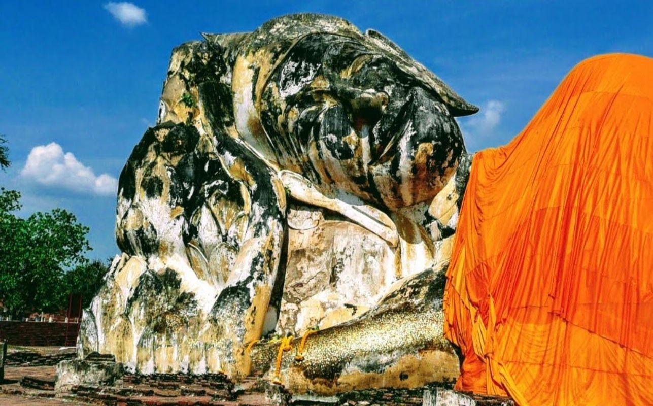 Ayuthaya, ancient capital of Thailand