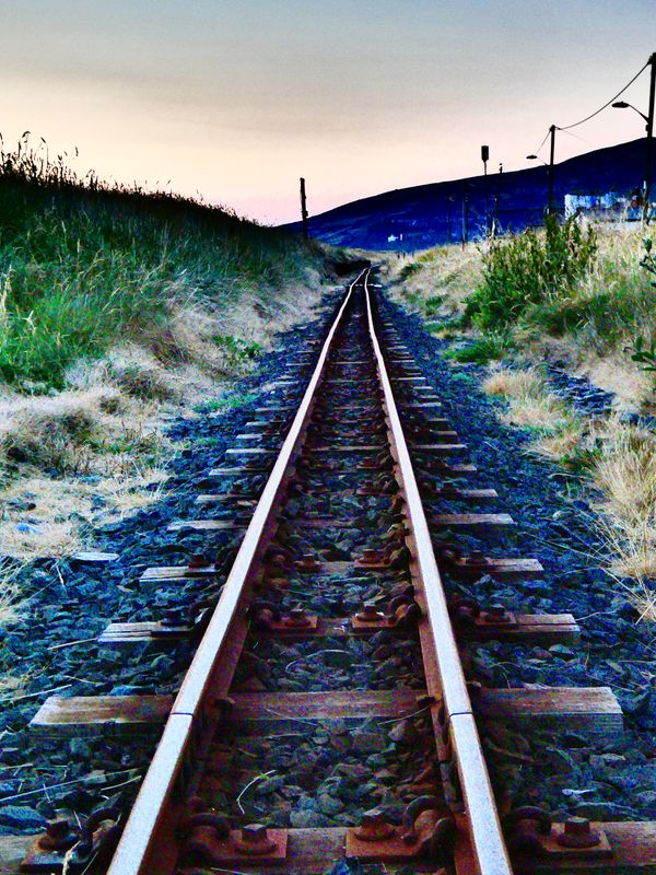 On the right tracks
