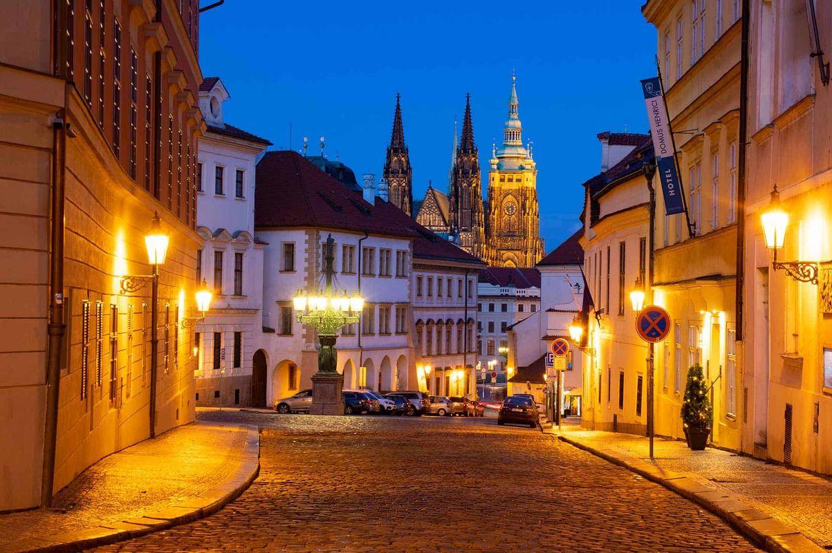 Streets! - Prague1