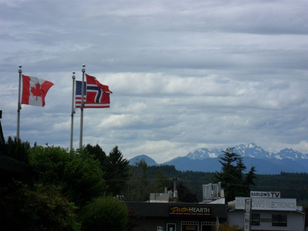 Washington State view