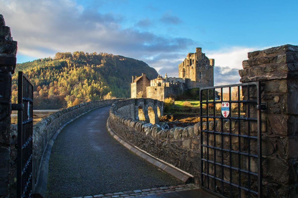 Welcome to Eilean Donan castle.
